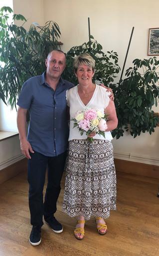 Véronique et Laurent se sont dit oui !