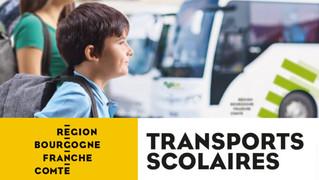 LES INSCRIPTIONS AUX TRANSPORTS SCOLAIRES SONT OUVERTES