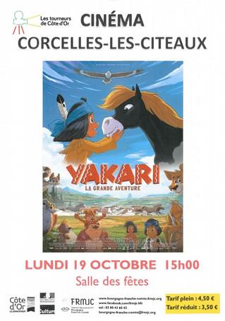 19 octobre : Ciné !