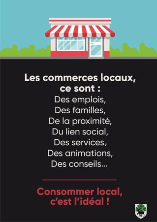 Consommer local, c'est l'idéal !