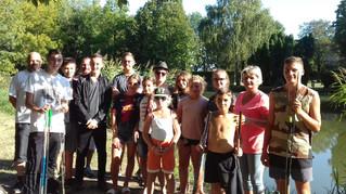 """Commission """"Jeunes"""" : Retour sur la journée pêche"""