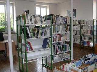 Bibliothèque municipale : Fermeture temporaire