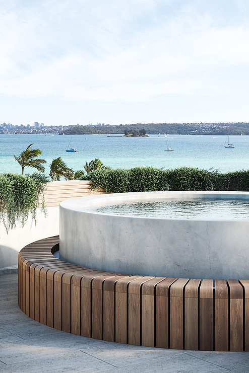OPUS Rose Bay - Rooftop Pool Spa