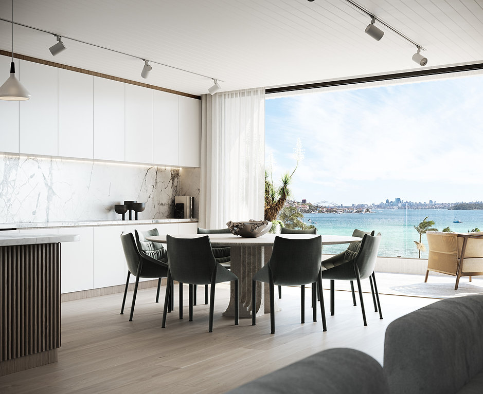 OPUS Rose Bay - Living with a View Sydney Harbour Bridge