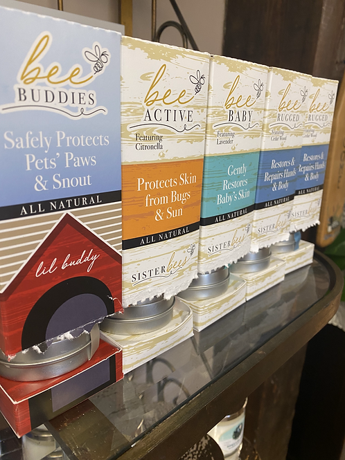 SISTER BEES SKIN BALM PRODUCTS