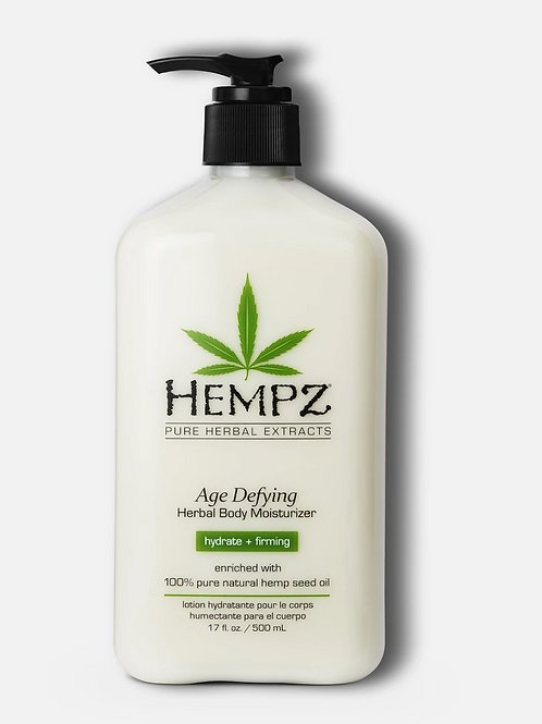 Age-Defying Herbal Body Moisturizer (17oz)