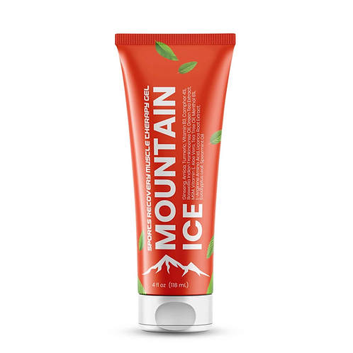 MOUNTAIN ICE SPORTS RECOVERY MUSCLE THERAPY GEL (4oz)