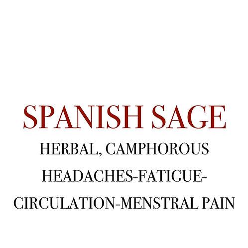 SPANISH SAGE