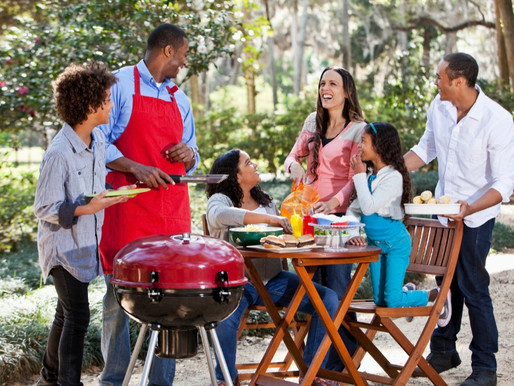 Summer Time Cookout Tips & Tricks