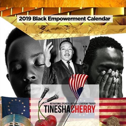 Black Heritage Empowerment Calendar 2021