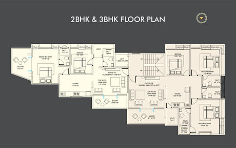 GULMOHAR66-FLOOR PLAN