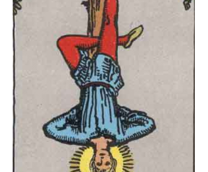Just Hang, Man: Tarot For Troubled Times