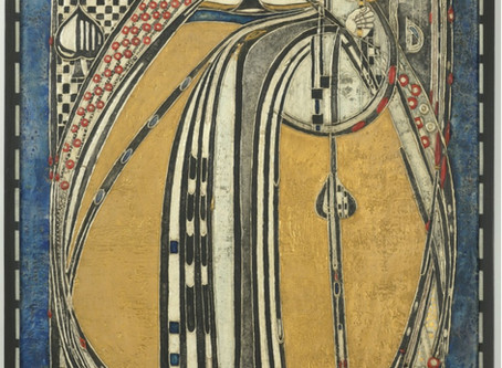 Fortunes of A Glasgow Girl: A Tarot Reading Of The Art Of Margaret Macdonald Mackintosh