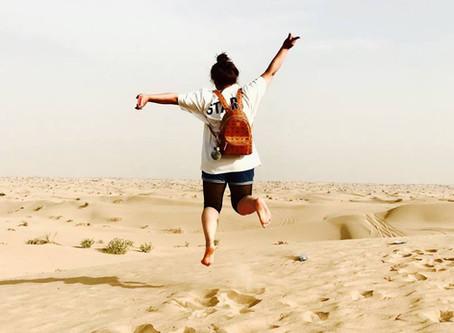 Are Ye Dancin'? : A Woman Transformed