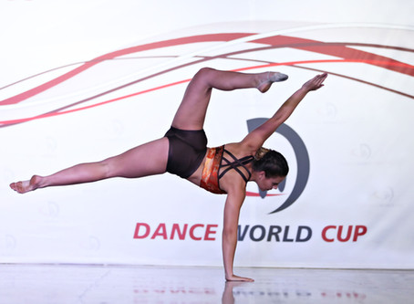 India wins multiple medals at the recently concluded - Dance World Cup Finals in Spain.