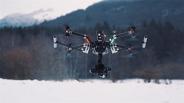 drone gros porteur cinema