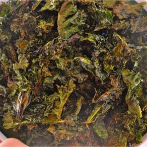 Guilt-Free Kale Chip Snack