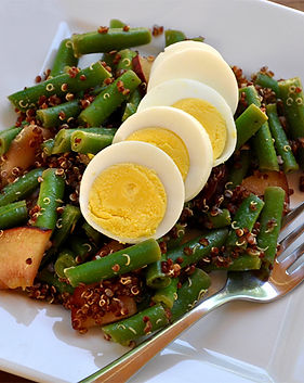 Green Beans with Quinoa Salad.jpg