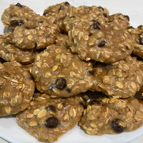 Easy Protein Cookies