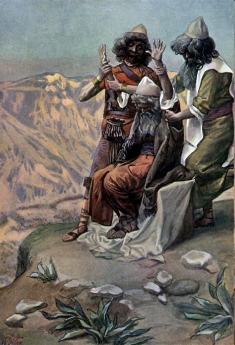 כל זמן שהיו ישראל מסתכלים כלפי מעלהומשעבדין את לבם לאביהם שבשמים, היו מתגברים; ואם לאו, היו נופלין