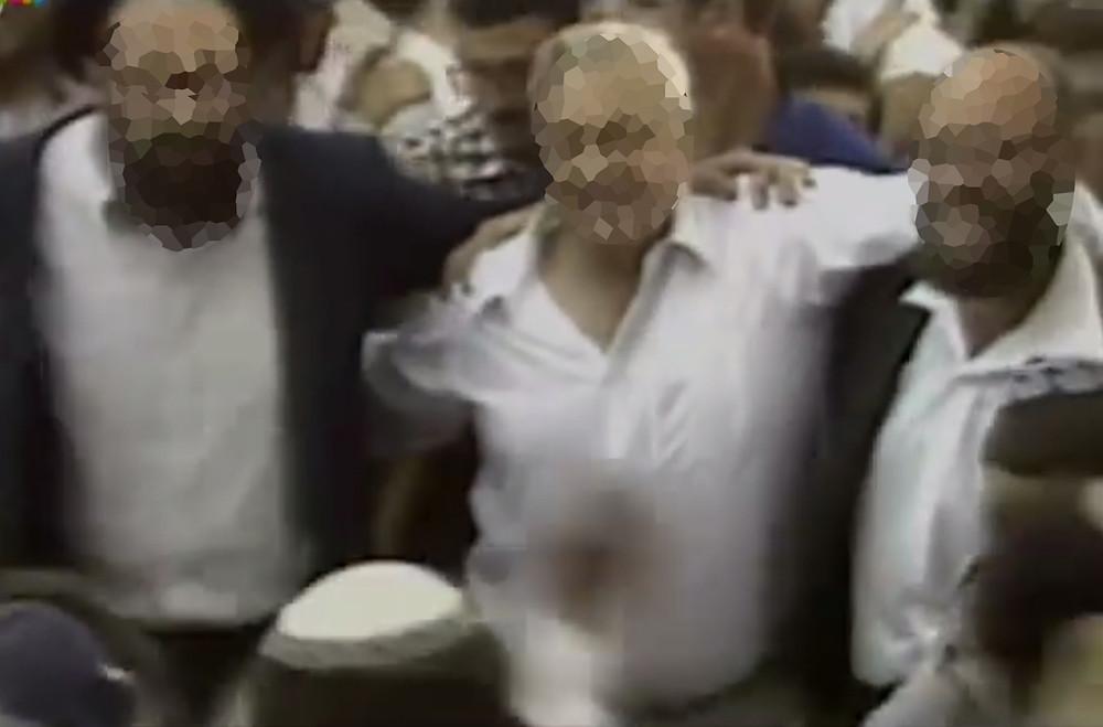"""חנופה לרשעים ע""""י הנציונליסטית/רליגיוזית שחוללה ע""""י צי""""ה קוק וכת דיליה"""