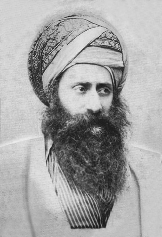 """רבי חיים יוסף הבבלי זיע""""א"""