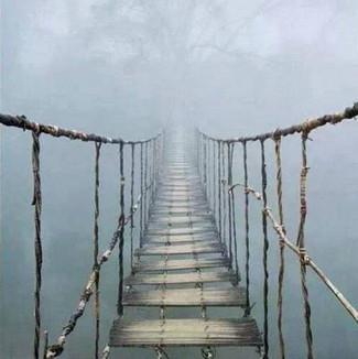 ׳הגשר׳ שעליו היו אמורים החילוניים לעבור