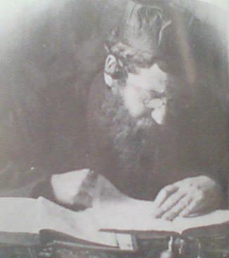 לכבוד יומא דהילולת רבי אליעזר ראבינאוויץ זיע״א