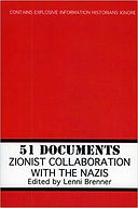 51 Documents,Zionist,Collaboration,Nazis,Lenni Brenner