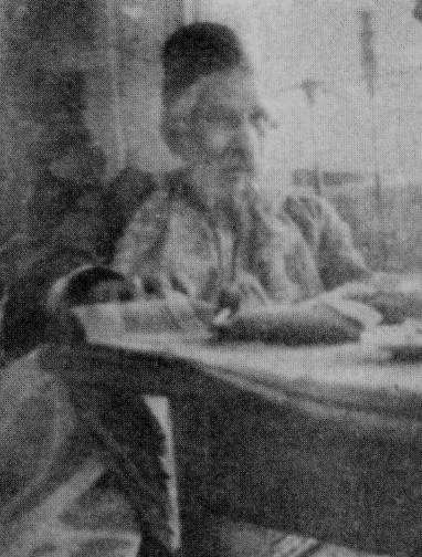 ה׳סבא קדישא׳ רבי שלמה אליעזר אַלְפַנְדַרִי זיע״א