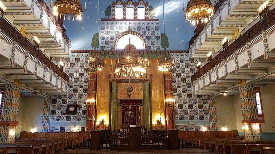 הבית כנסת היהודי בהונגריה