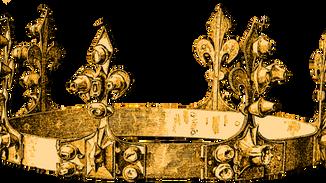 ׳קורונה׳ בלטינית ׳כתר׳ כנגד קלי׳ ׳אנא אמלוך׳
