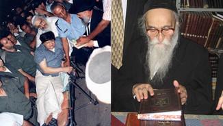 לכבוד הילולת הק׳ רבי אזולאי עוזי משולם הי״ד זיע״א