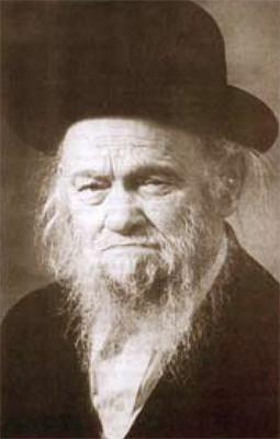 """רבי גרשון ליבמאן זיע""""א, מייסד וראש מוסדות 'אור יוסף - נובהרדוק' בצרפת"""