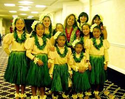E Hula Mau Kaikamahine Winners!
