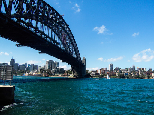 Harbour Bridge, Sydney / Australia · 2009