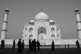 Taj Mahal, Agra / India · 2015