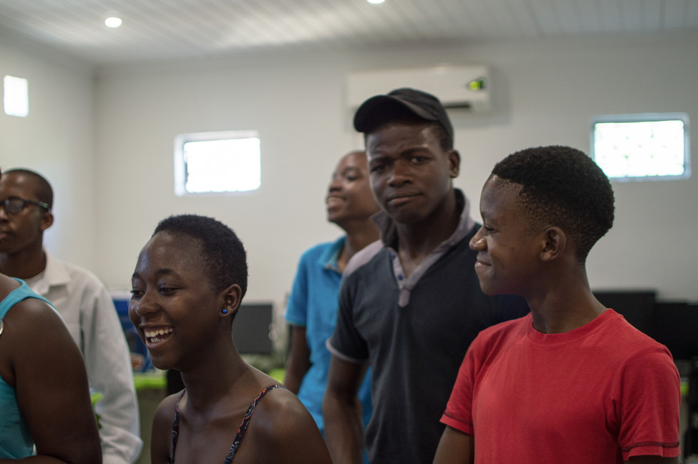 Imagine Scholar, Kamhlushwa / South Africa · 2017