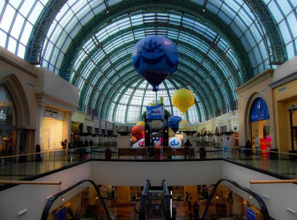Mall of the Emirates, Dubai / UAE· 2009