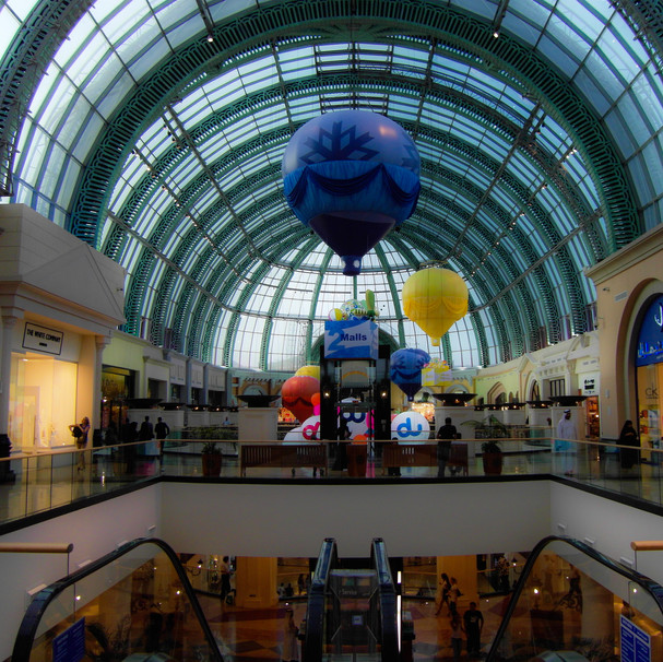 Mall of the Emirates, Dubai / UAE · 2009