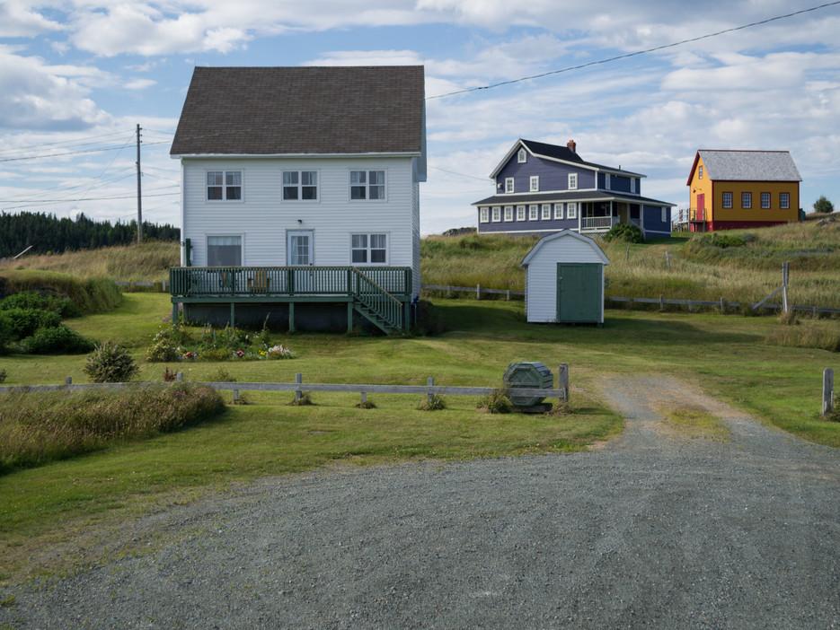 Port Rexton, Newfoundland / Canada · 2016