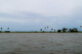 Keralan Backwaters / India