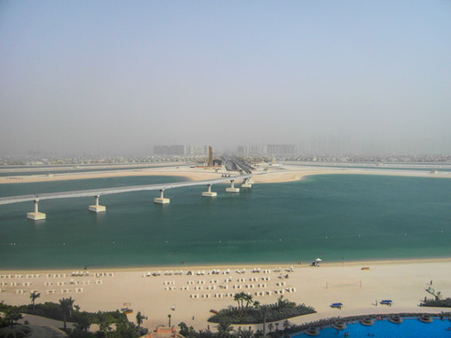 Atlantis the Palm, Dubai / UAE· 2009