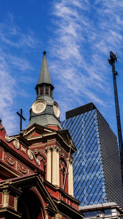 San Fransisco Church, Santiago / Chile · 2014
