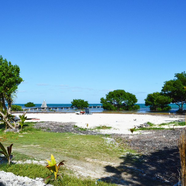 Southern tip, Caye Caulker / Belize · 2014