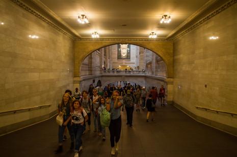 Grand Central Station, Manhattan, New York / USA · 2016