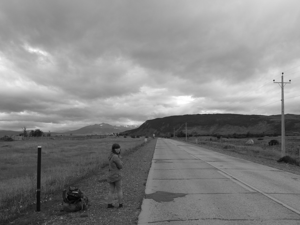 Highway 9, Patagonia / Chile · 2014