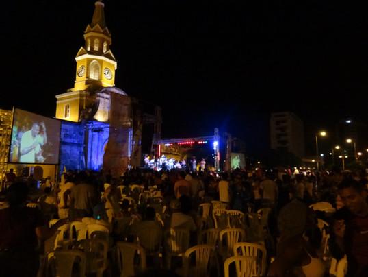 Clock Tower, Cartagena / Colombia · 2012