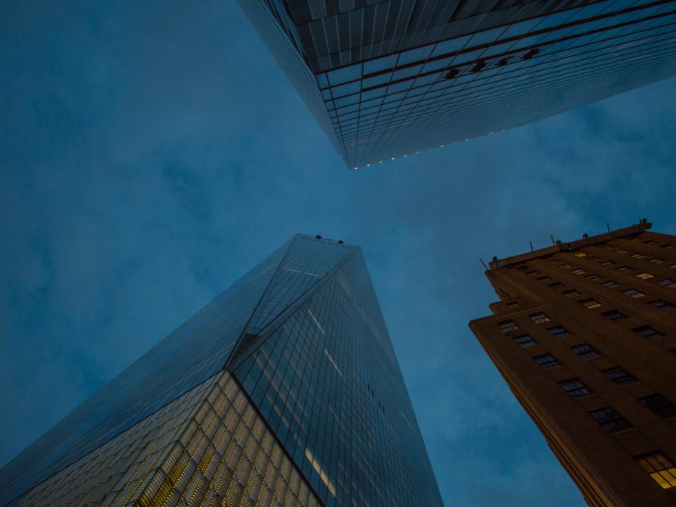 One World Trade Center, Manhattan, New York / USA · 2016