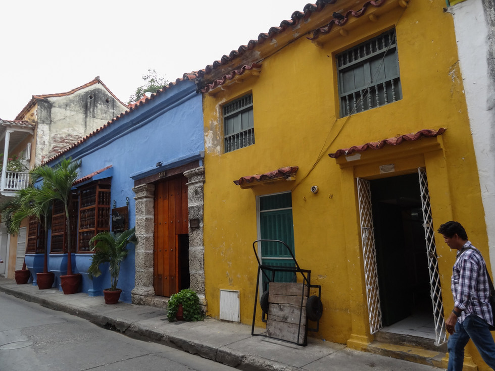 Old Town, Cartagena / Colombia · 2012